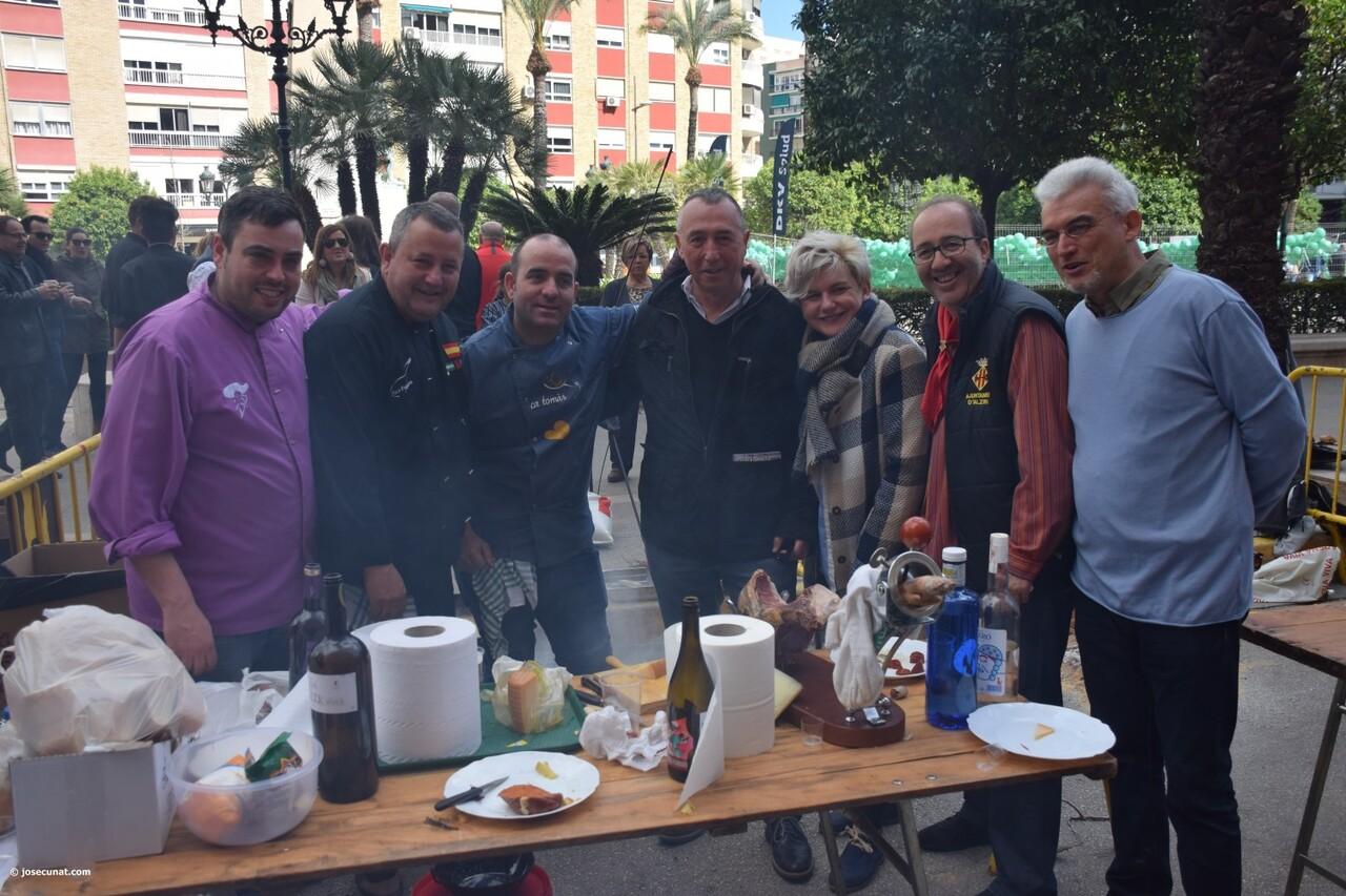 II Concurs d'Espardenyà Valenciana de Aizira Francisco José García (234)