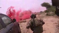 ISIS divulgó un video de una sangrienta emboscada a soldados estadounidenses en Níger Infobae