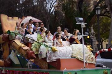 Imágenes de la Cavalcada, Cabalgata del Ninot de Valencia_2018 (11)