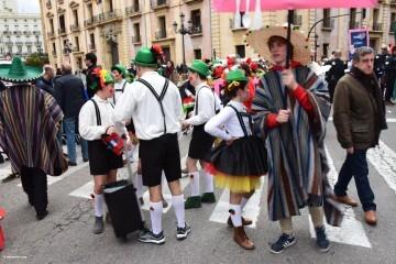 Imágenes de la Cavalcada, Cabalgata del Ninot de Valencia_2018 (19)