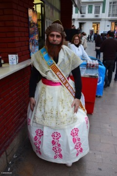 Imágenes de la Cavalcada, Cabalgata del Ninot de Valencia_2018 (32)