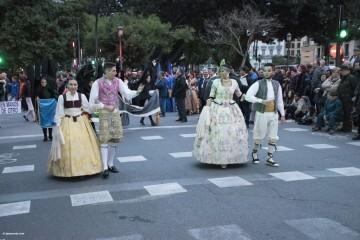 Imágenes de la Cavalcada, Cabalgata del Ninot de Valencia_2018 (44)