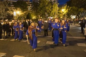 Imágenes de la Cavalcada, Cabalgata del Ninot de Valencia_2018 (47)