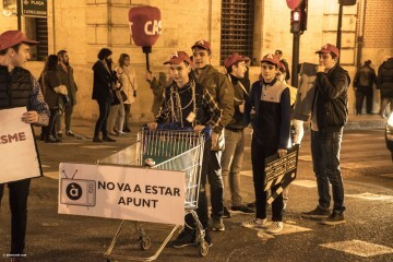 Imágenes de la Cavalcada, Cabalgata del Ninot de Valencia_2018 (54)