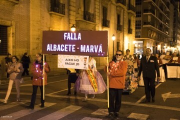 Imágenes de la Cavalcada, Cabalgata del Ninot de Valencia_2018 (56)