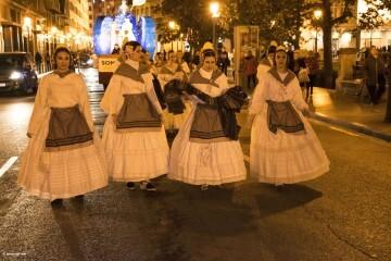 Imágenes de la Cavalcada, Cabalgata del Ninot de Valencia_2018 (61)