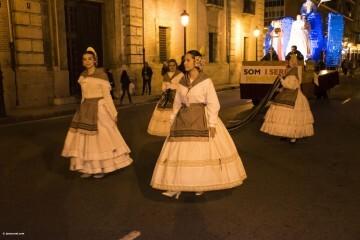 Imágenes de la Cavalcada, Cabalgata del Ninot de Valencia_2018 (63)