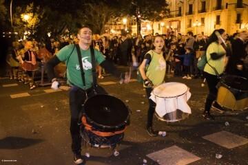 Imágenes de la Cavalcada, Cabalgata del Ninot de Valencia_2018 (67)