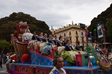 Imágenes de la Cavalcada, Cabalgata del Ninot de Valencia_2018 (9)