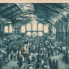 90 años del día en que los valencianos hicieron sus primeras compras en el Mercado Central