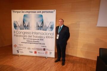 Jose María Peiró, Catedrático de Psc del Trabajo y RRHH