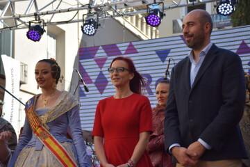 La Diputació de València celebra su tradicional recepción fallera (13)