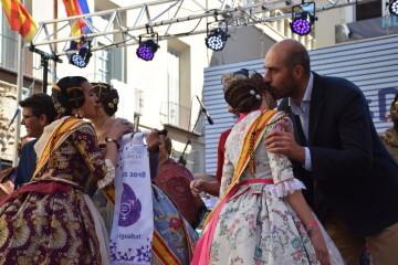 La Diputació de València celebra su tradicional recepción fallera (15)
