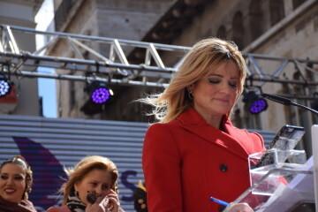 La Diputació de València celebra su tradicional recepción fallera (17)