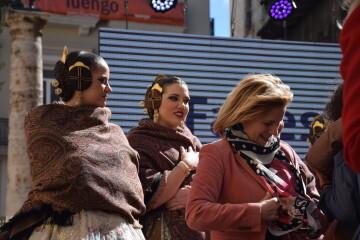 La Diputació de València celebra su tradicional recepción fallera (18)