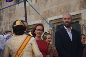 La Diputació de València celebra su tradicional recepción fallera (19)