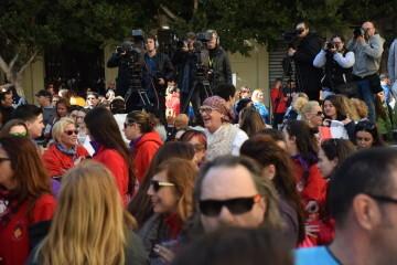 La Diputació de València celebra su tradicional recepción fallera (20)