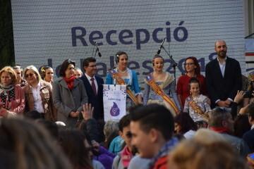 La Diputació de València celebra su tradicional recepción fallera (26)