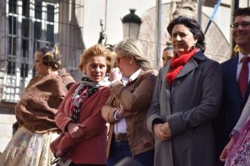 La Diputació de València celebra su tradicional recepción fallera (7)