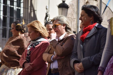 La Diputació de València celebra su tradicional recepción fallera (8)
