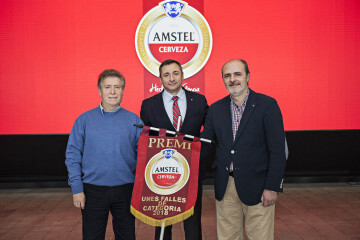 La Falla Avenida Reino de Valencia – San Valero gana el 'Premi AmstelUnes Falles de Categoria' (11)