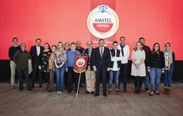 La Falla Avenida Reino de Valencia – San Valero gana el 'Premi AmstelUnes Falles de Categoria' (9)