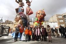 La Generalitat reconoce con el premio President y los premios Generalitat las mejores fallas y artistas falleros.