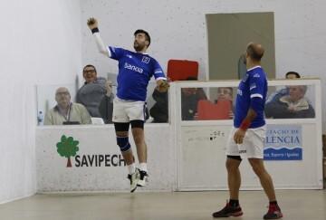 La Llosa de Ranes acogerá este sábado la segunda semifinal de la liga de Raspall de la Diputació.