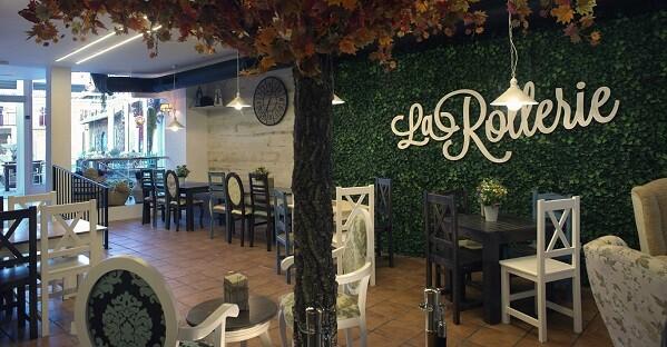 La Rollerie cuenta en Valencia con uno de sus locales más emblemáticos