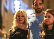 La fantasía sexual que el futbolista Adil Rami le cumplió a Pamela Anderson Infobae