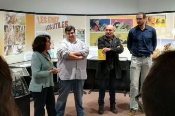 Las exposiciones itinerantes de los museos de la Diputació recorren las comarcas valencianas.