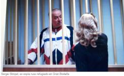 Misterio en Reino Unido un ex espía ruso lucha por su vida tras haber sido expuesto a una sustancia química desconocida Infobae
