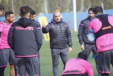 Paco Lopez entrenamiento Levante UD 2