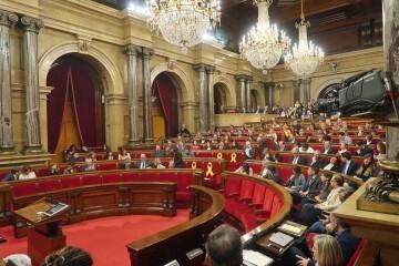 Parlament Pleno Votando