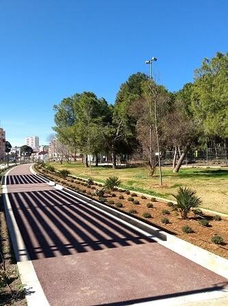Parque Lineal de Benimàmet.