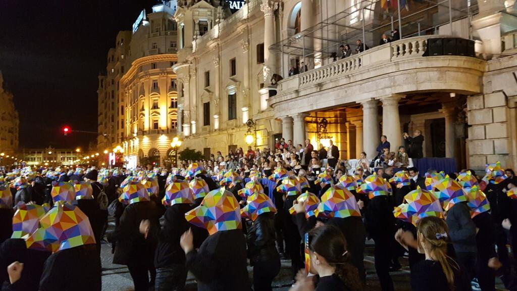 Premios de la Cabalgata del Ninot 2018 Cavalcada del Ninot 20180303_170914 (159)