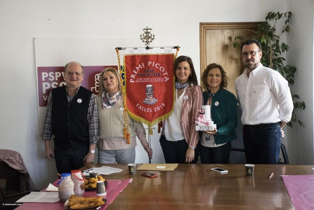 Presentación del premio Picota (2)