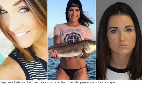 Profesora de ciencia pescadora sexy y algo más sedujo y abusó de un alumno de 14 años a quien además drogaba Infobae