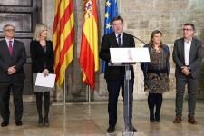 Puig defiende una Administración 'cooperadora' que agilice los trámites para incentivar la actividad económica.