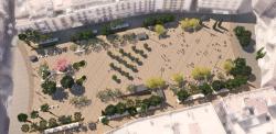 Remodelación de la plaza de la Reina Valencia (2)