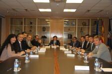 Reunión CSD-AEPSAD Asociaciones de Deportistas sobre reforma Código Mundial Antidopaje