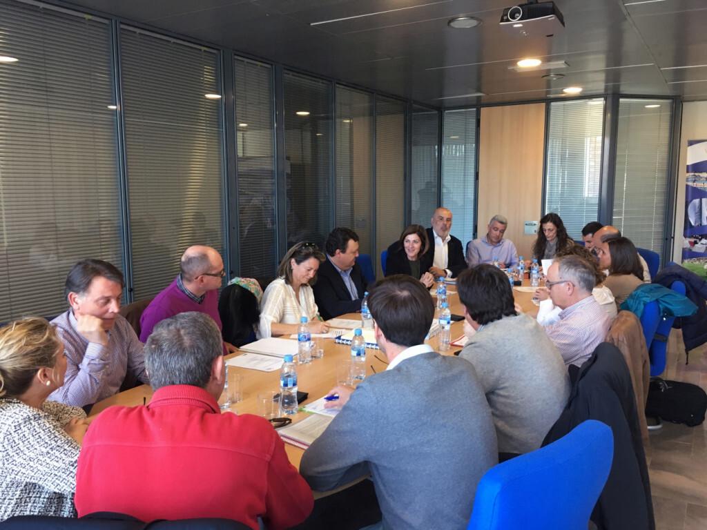 Reunión Comité Organizador Copa Davis Valencia2018 (1)