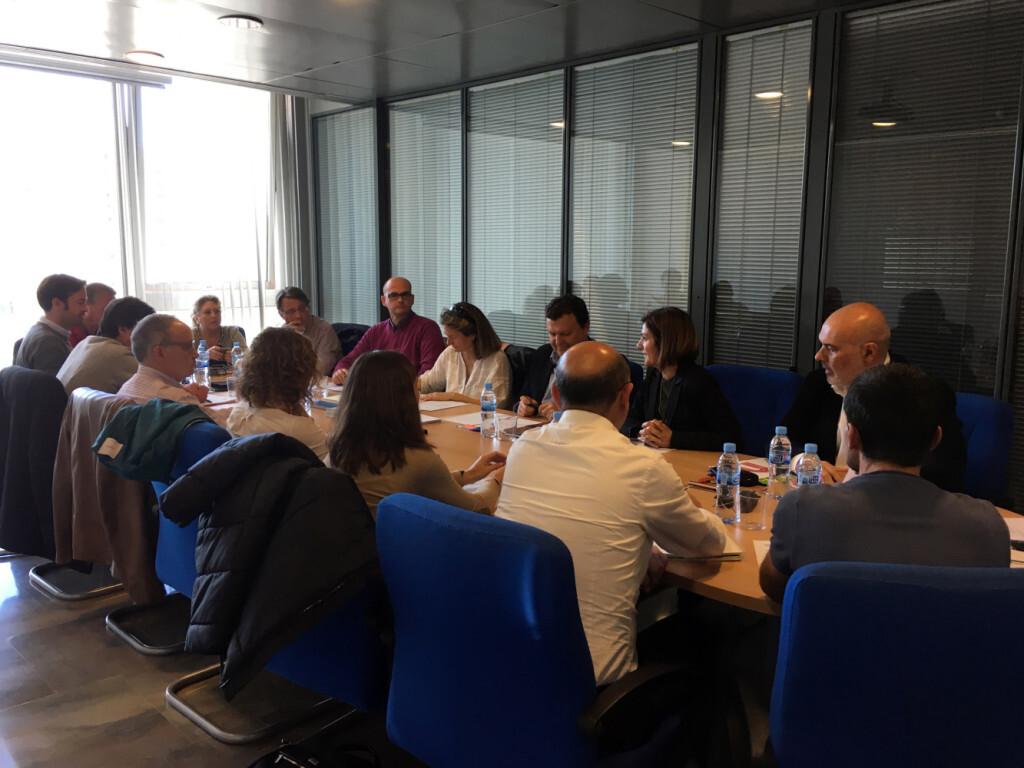 Reunión Comité Organizador Copa Davis Valencia2018 (2)