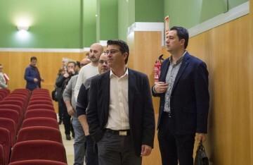 """Rodríguez- """"La formación es una herramienta idónea para dar respuesta a los problemas de la ciudadanía""""."""