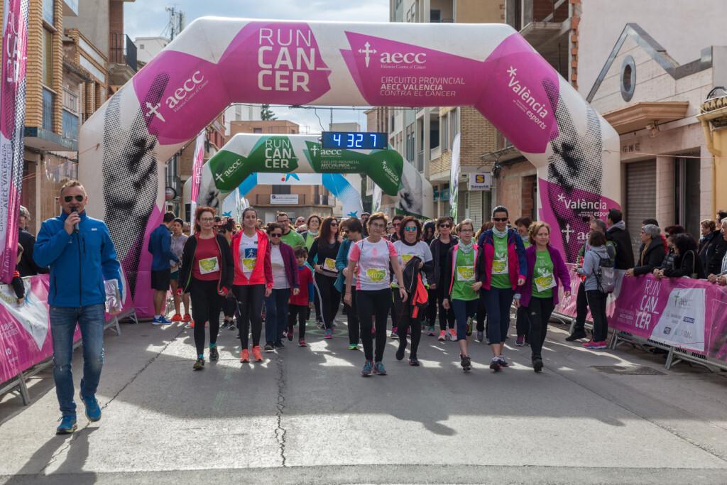 RunCáncer 2018 en Rafelbunyol (2)