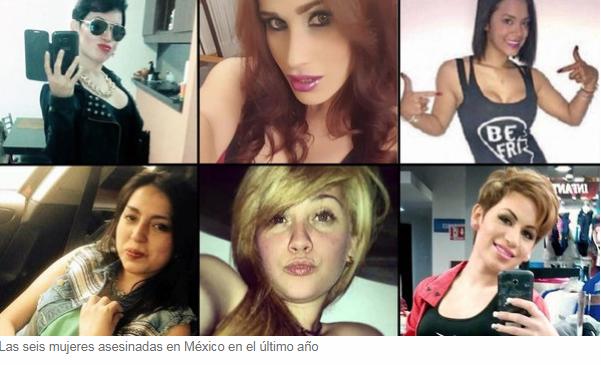 Torturadas violadas y desfiguradas las seis modelos extranjeras asesinadas en México Infobae