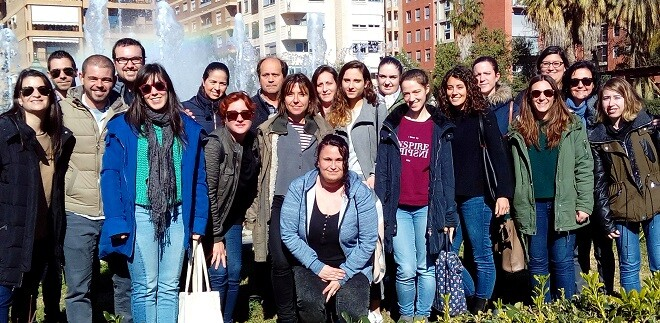 V Lanzadera de Empleo de València.