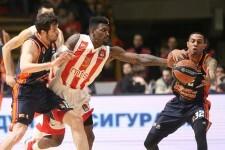 Valencia Basket en Belgrado