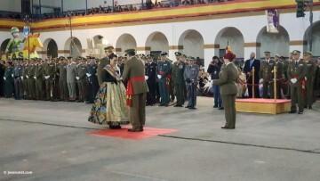 XXX edición de la Falla de las Fuerzas Armadas y Guardia Civil . (116)