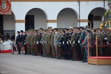 XXX edición de la Falla de las Fuerzas Armadas y Guardia Civil . (33)